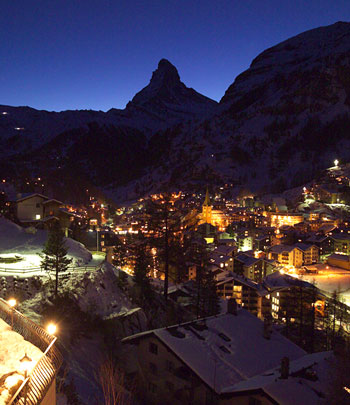 Zermatt hotel booking